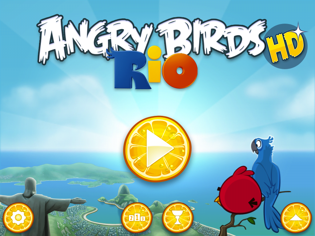 Angry Birds Rio 1.2.2 Games Full Version Free Download