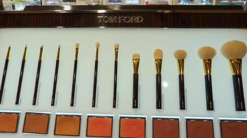 pędzle do makijażu Tom Ford