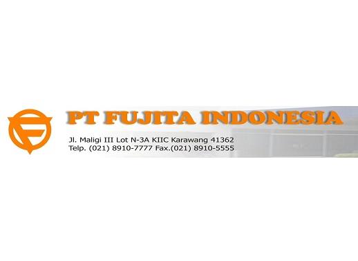 Loker Kawasan Pabrik KIIC Karawang PT Fujita Indonesia VIA POS