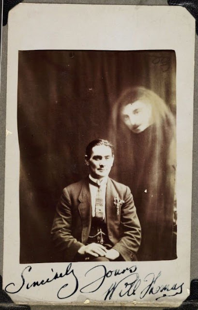 The Disturbing Truth Behind Victorian Era's Spirit Photography