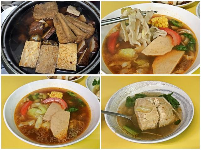 阿山素麻辣臭豆腐~永和捷運頂溪站素食