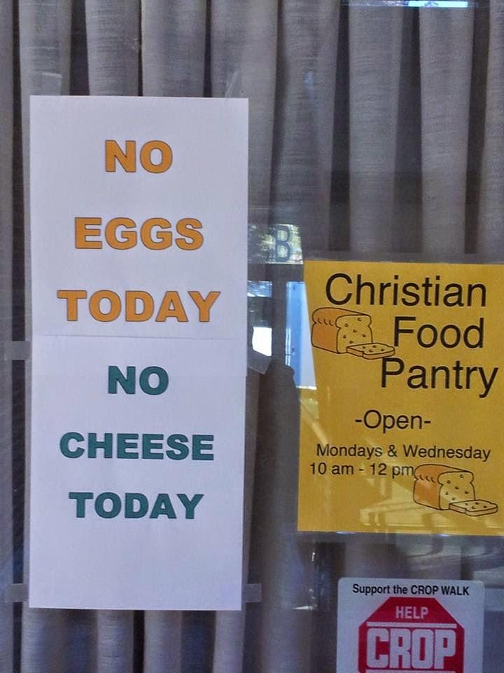 Christian Food Pantry Valparaiso