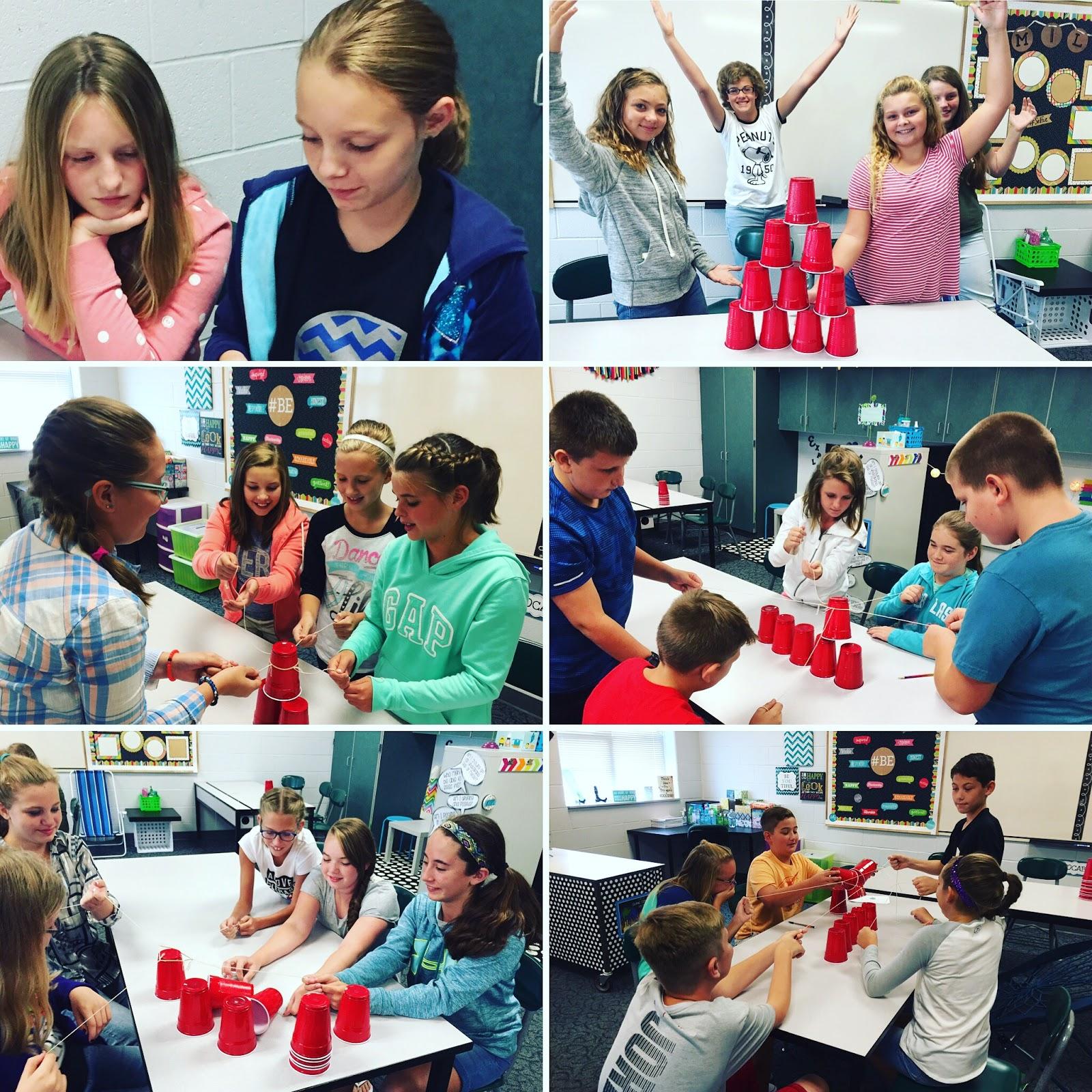 Two Techie Teachers: An Easy Design Build Challenge (STEM