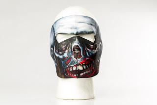 New Zombie Neoprene Face Masks