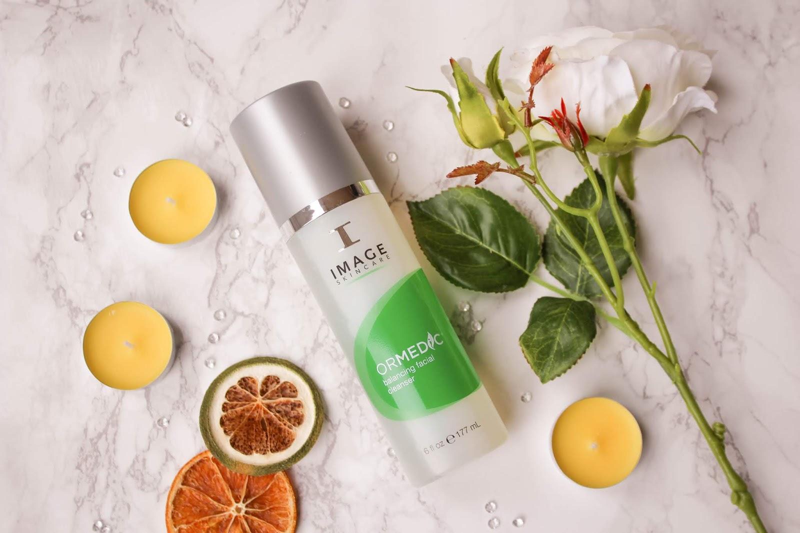 Image Skincare Ormedic Balancing Facial Cleanser Review