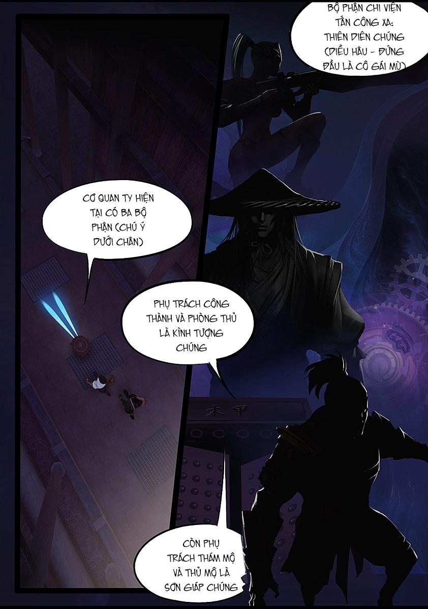 Thủ Mộ Bút Ký - Chapter 47: Cơ Quan Ty - Pic 5