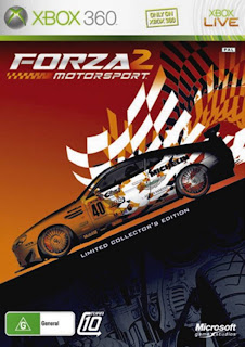 Forza Motorsport 2: Limited Collector's Edition (X-BOX360) 2008