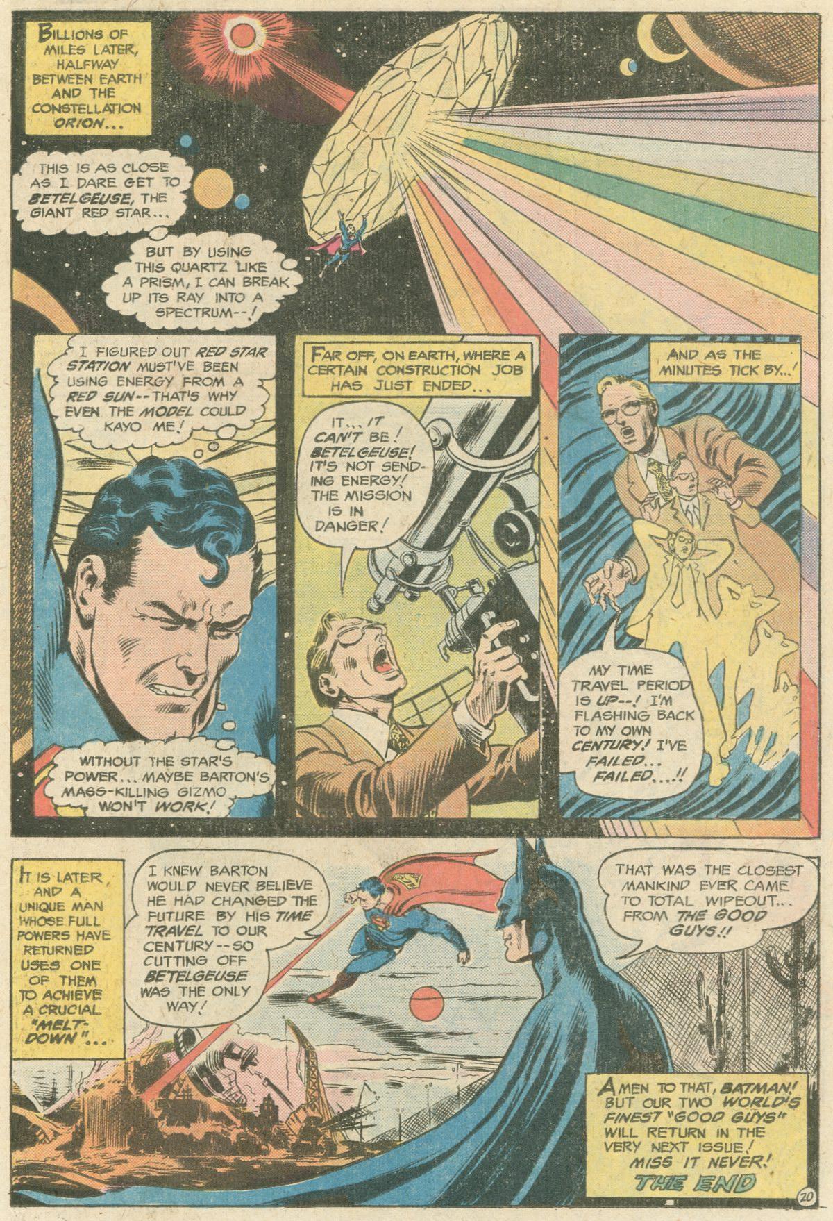 Read online World's Finest Comics comic -  Issue #244 - 27