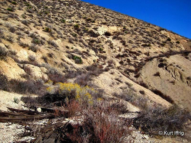Lost Mines of Southern California: Emma / Conover Mine