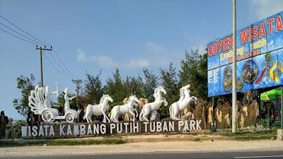 Kambang Putih Tuban Park  KPTP