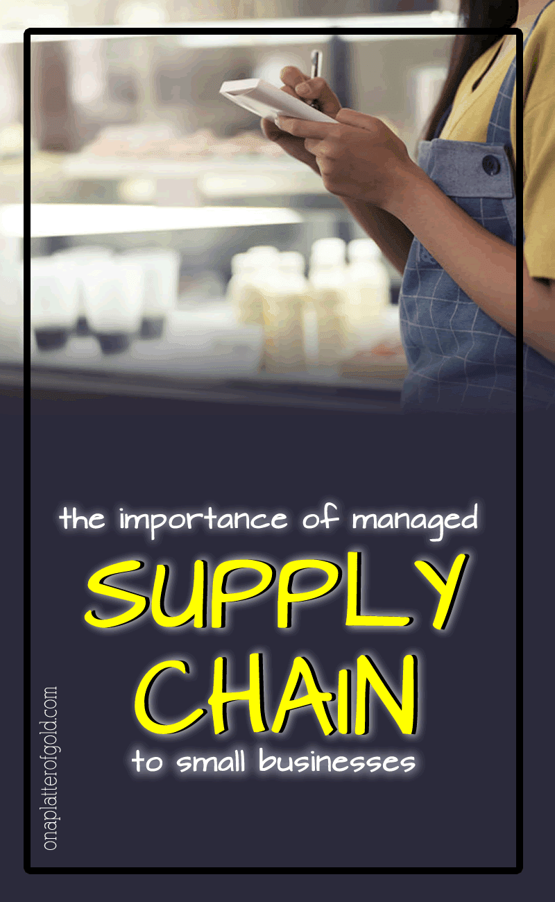 The Importance of Managed Supply Chains to Smaller Businesses
