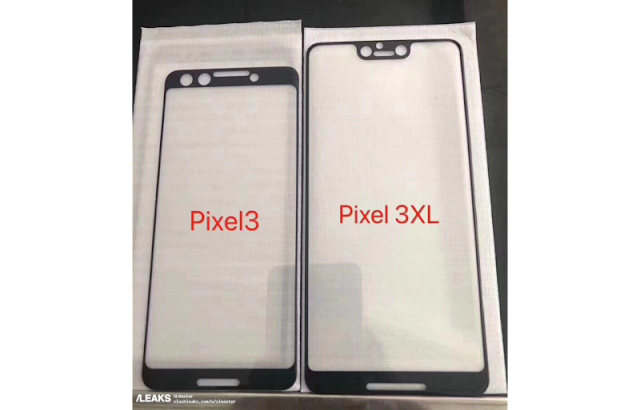 Google Pixel 3 will reportedly be built by Foxconn, have a massive notch