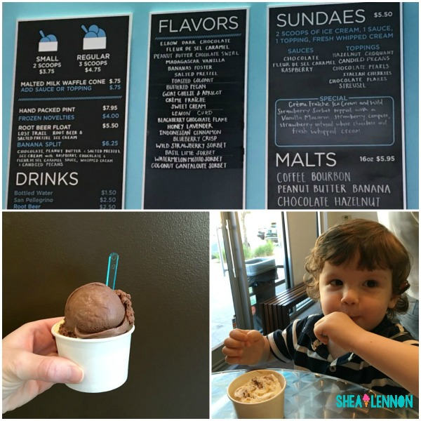 Best ice cream in Kansas City - Glace in Leawood or Kansas City