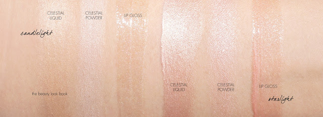 Candlelight Is The Champagne Gold Option While Starlight Is The Pink Tinged  Color. In My Initial Review About The Powders, I Mentioned That Color Of  The ...