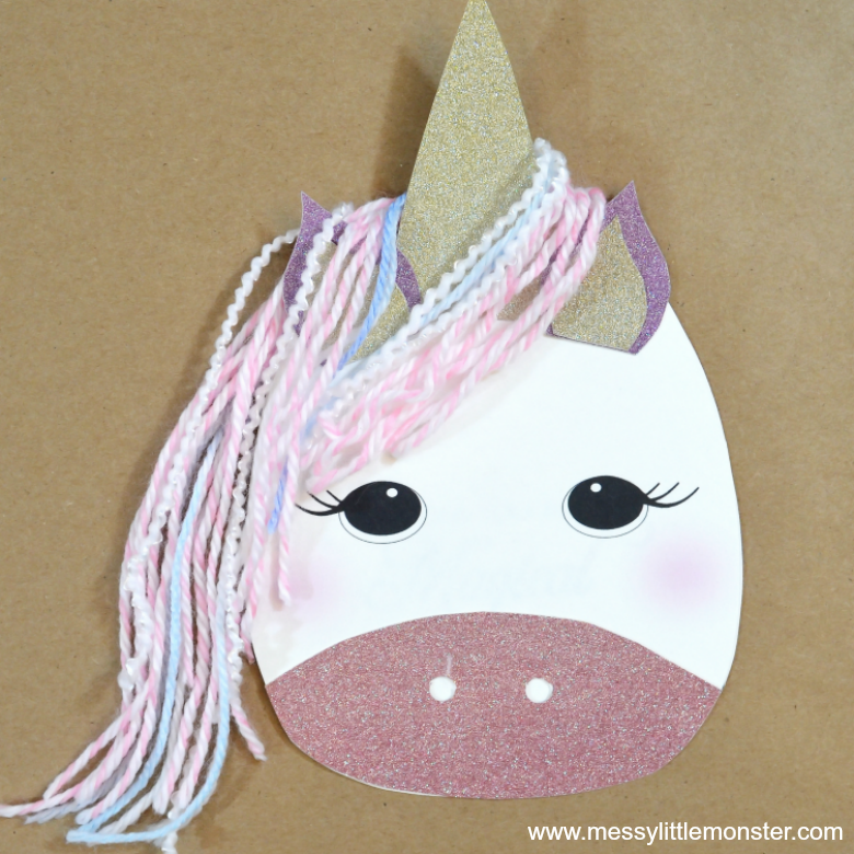 DIY Unicorn Craft