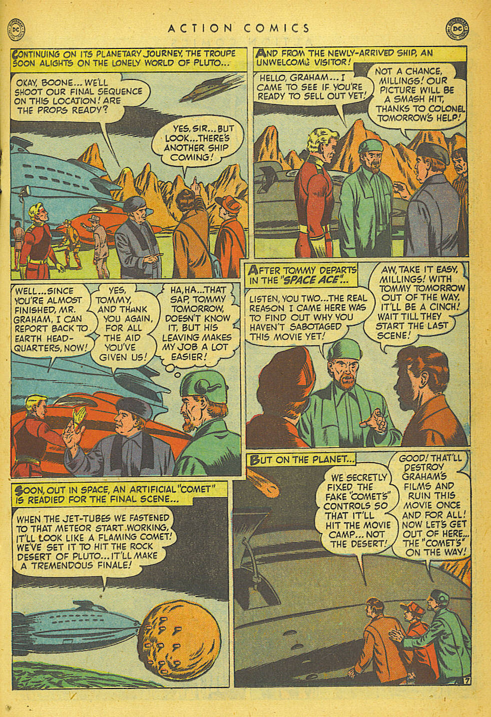 Read online Action Comics (1938) comic -  Issue #149 - 20
