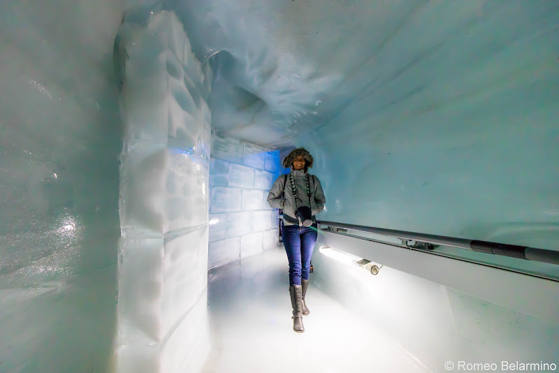 Ice Palace Jungfraujoch Four Days in Interlaken and the Swiss Alps