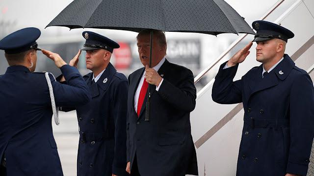 La nueva teoría de Donald Trump sobre el cambio climático
