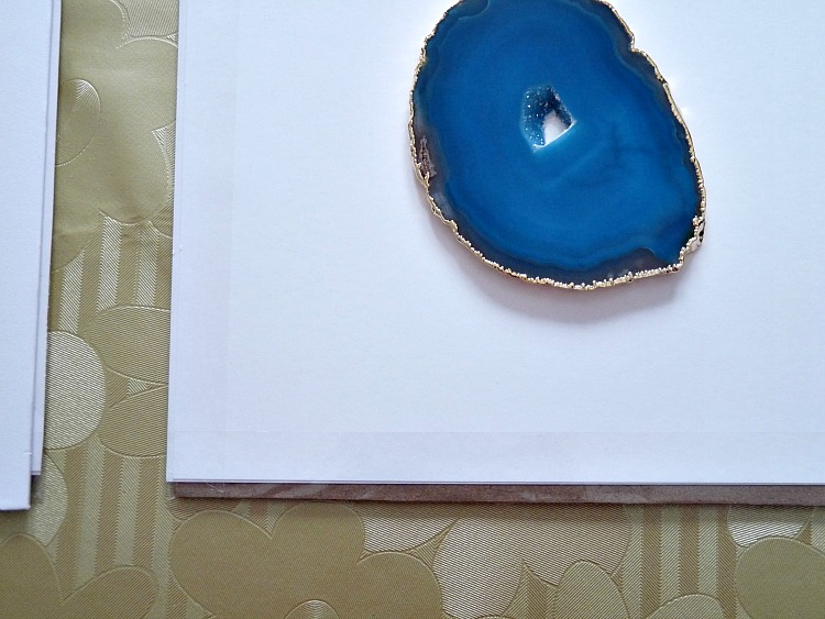 Agate slice project