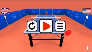 Tenis meja 3D