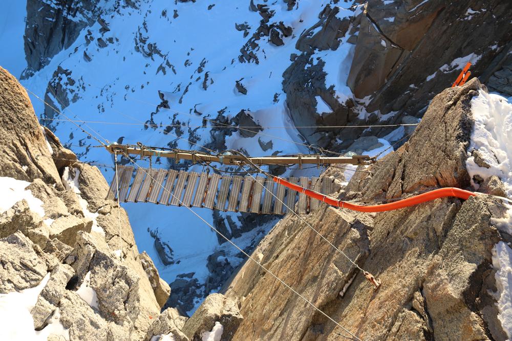 Chamonix hurmaa suksilla ja ilman 16