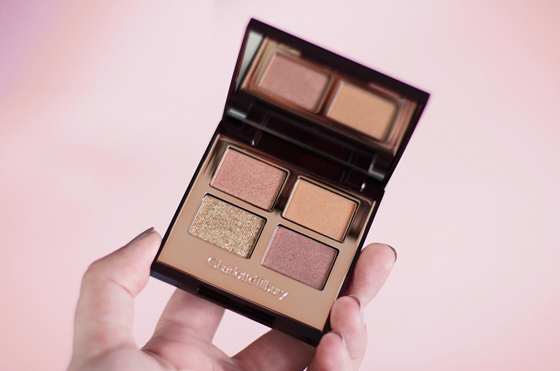 Charlotte Tilbury Legendary Muse eyeshadow palette review blog