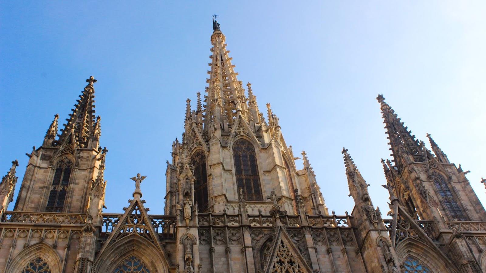 Barcelona City Break Gothic District