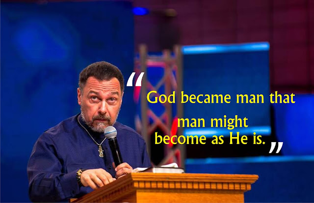 #Quotes of Dr. Mark Chironna [@markchironna] during the World Conference 2018 at the House On The Rock Church