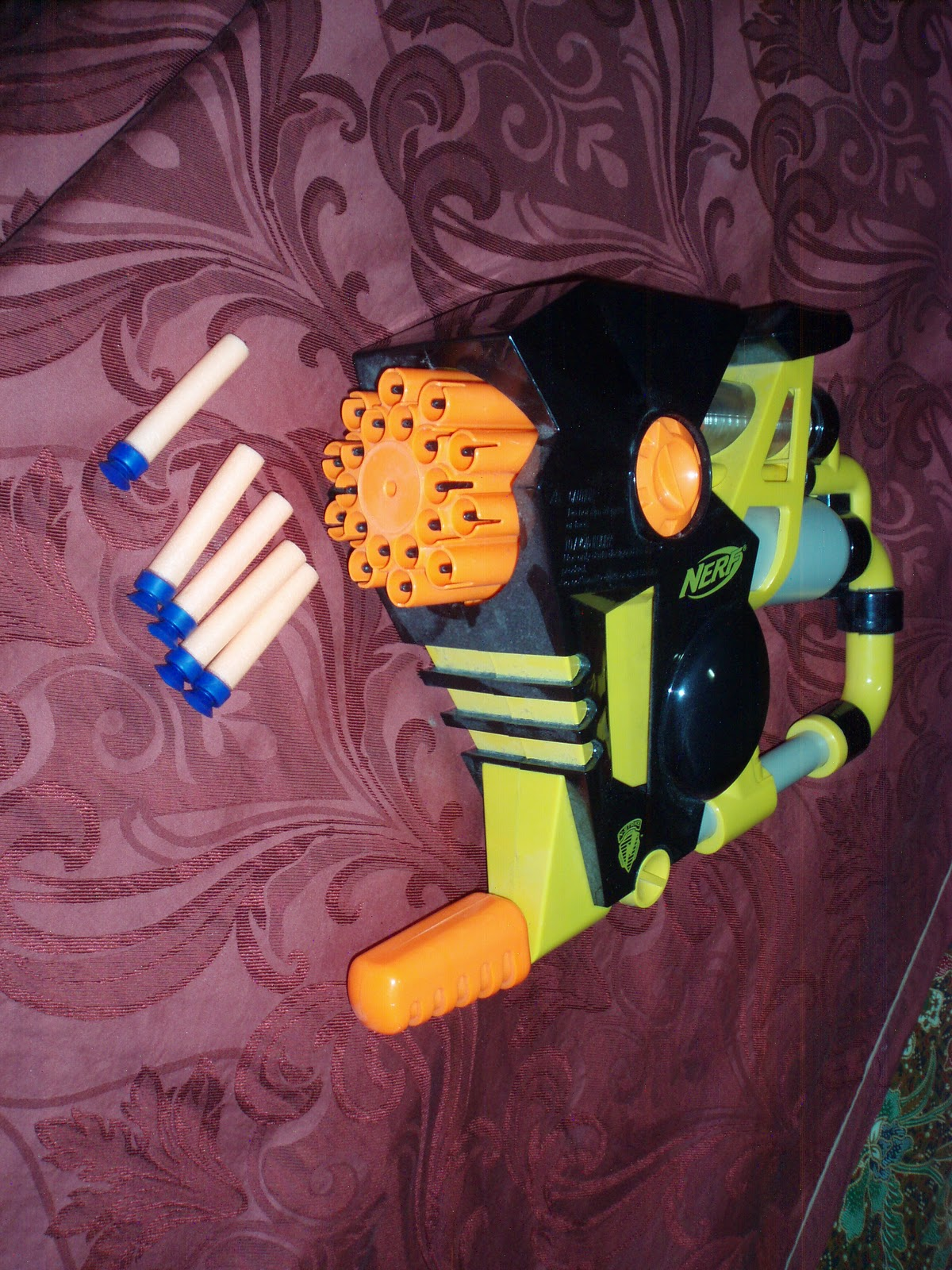 Nerf Guns For Sale Nerf Rapid Fire 20