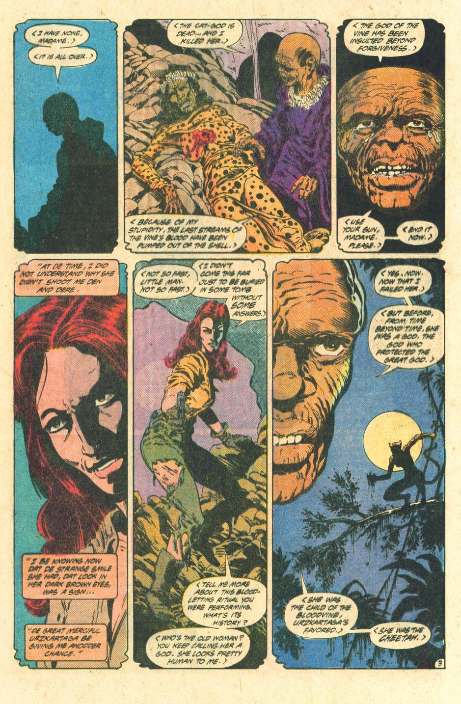 Read online Wonder Woman (1987) comic -  Issue #29 - 5