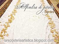 guia tipos alfombra de petalos en guatemala