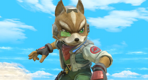 Fox Super Smash Bros. Ultimate