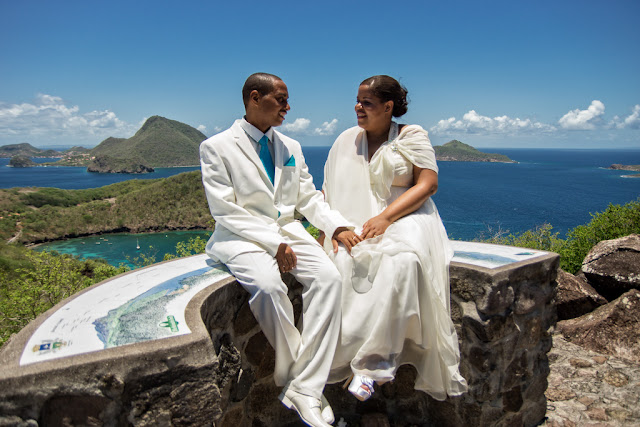 mariage-Les Saintes-Guadeloupe-panorama-Terre de Haut