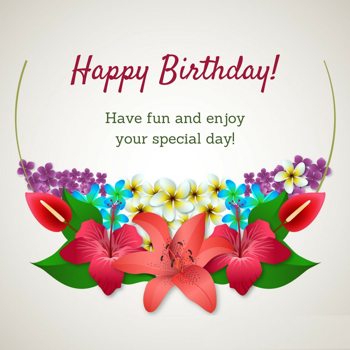 Free animated birthday cards - Wishes & Love