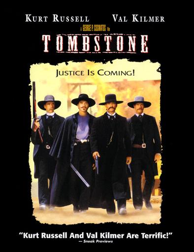 Ver Los justicieros (Tombstone) (1993) Online