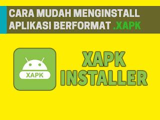 Cara Install Aplikasi Format XAPK di Android Mudah