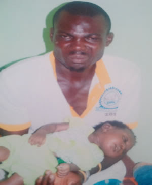 father poisoned baby ogun state