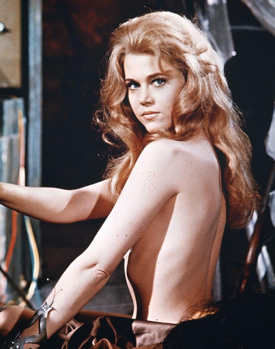 Jane Fonda Nude Images