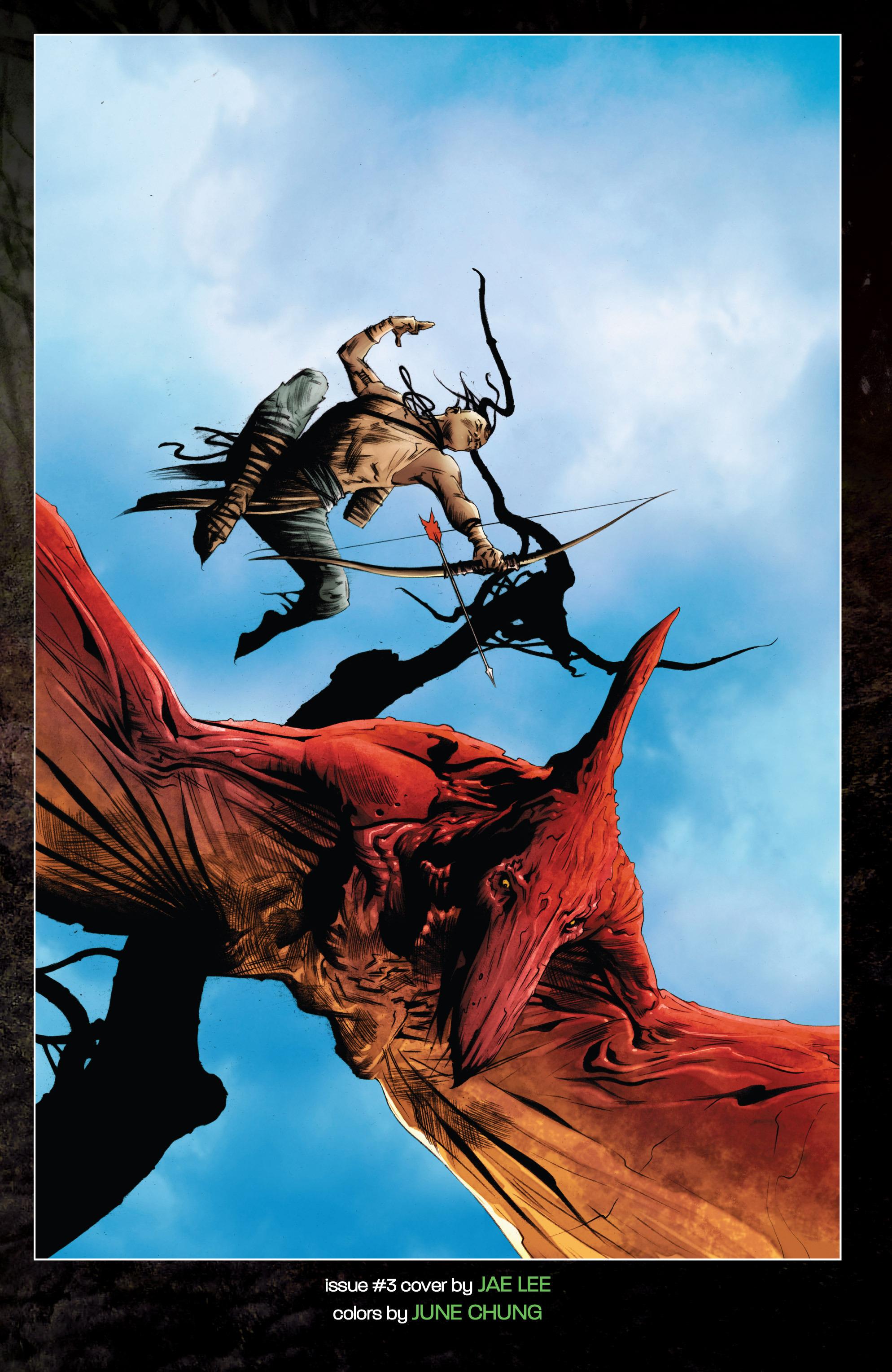 Read online Turok: Dinosaur Hunter (2014) comic -  Issue # _TPB 1 - 140