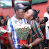 Hilarious!!! Photos From A Kissing Competition In Kampala, Uganda