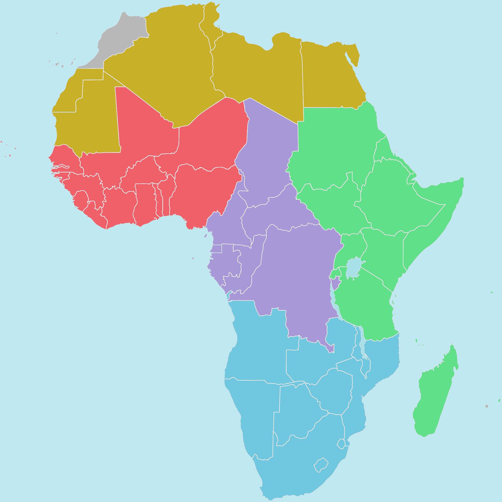 них отменное, африка территория картинки остались