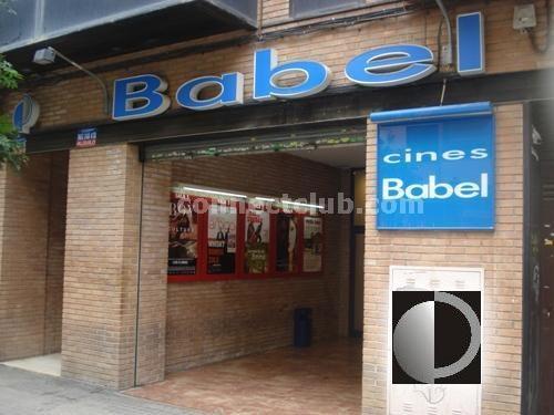Direcciones a Cines Babel (Valencia) en transporte público
