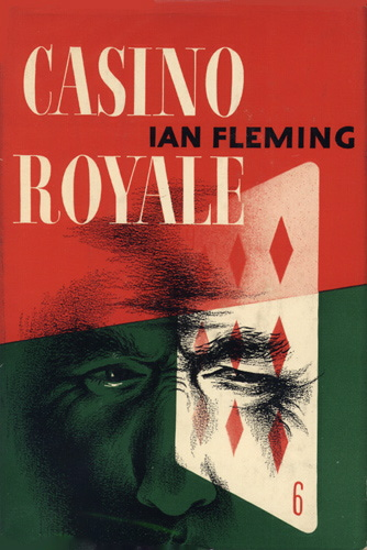 The Book Bond: The collectible CASINO ROYALE hardcovers