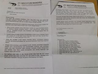 Disnakertrans OKI Akan Panggil Pihak PT Wahyuni Mandira