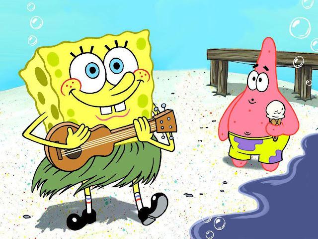 Kopi Hangat: Kumpulan Gambar SpongeBob SquarePants dan