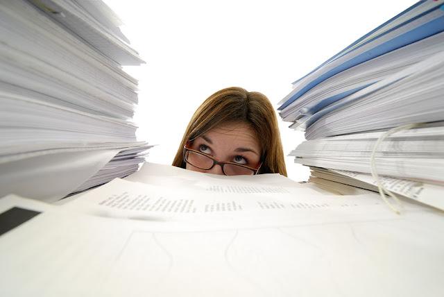 El farragoso proceso de documentación