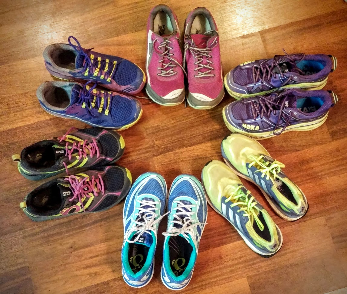 Let's Talk Running Shoes