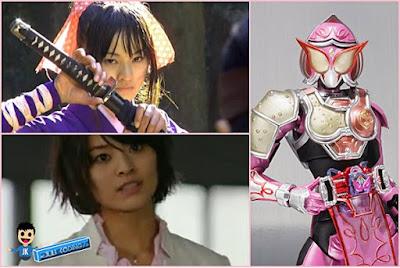 Kamen Rider Marika - Cantik Menawan Auranya Keluar