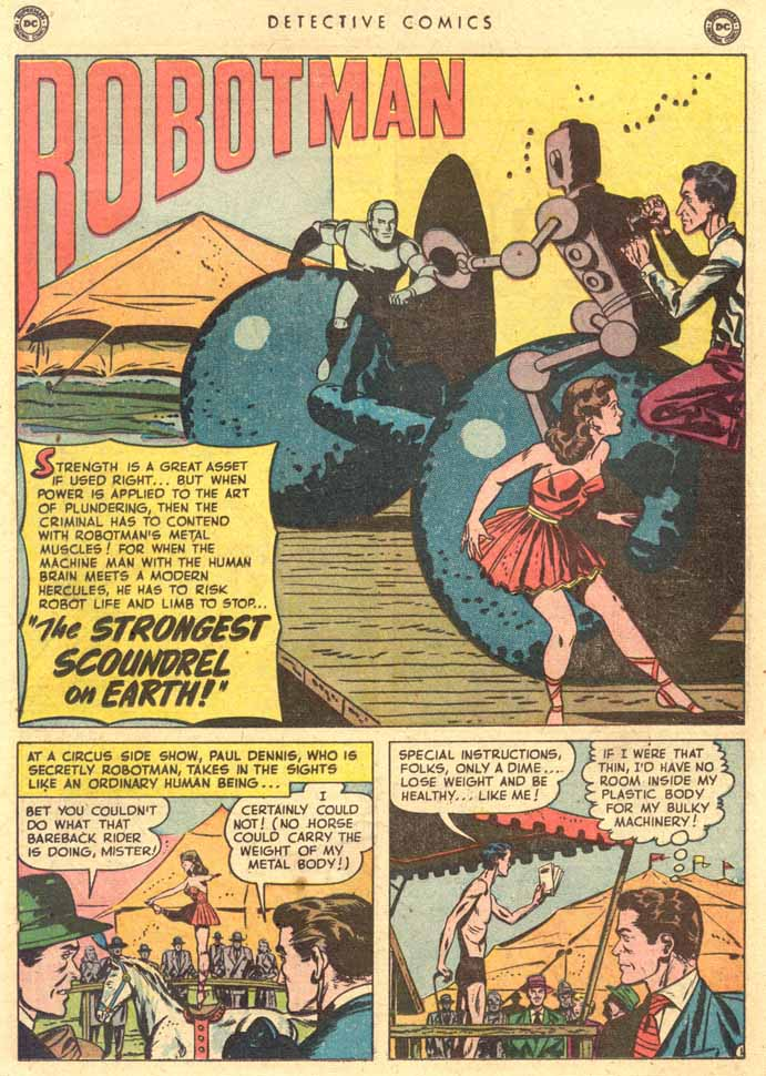 Read online Detective Comics (1937) comic -  Issue #159 - 27