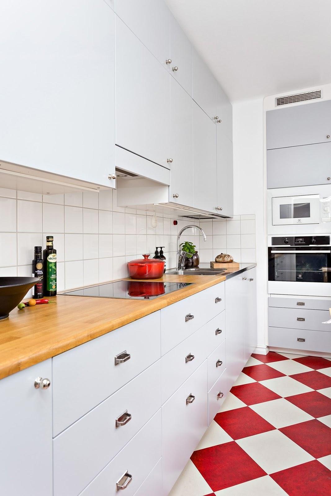 9 ideas para cocinas chiquitas for Cocinas chiquitas